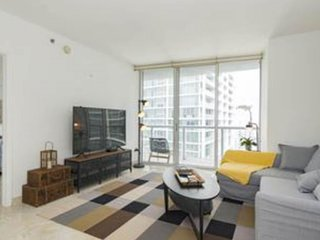 Bayview condo in the heart of Brickell w/ shared pool & hot tub!