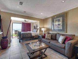 Waterfront, Ground Floor, 1 Bedroom Studio Condo 2-109  'After Dune Delight'