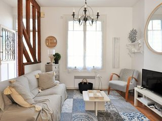 Charming fisherman house perfectly located in TROUVILLE-SUR-MER.