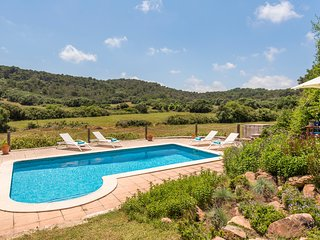 Historic Finca Biniarroga Nou-with private pool-close to Mahon-AC