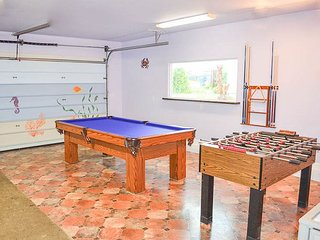 Game Room! So much fun to be had at this beach home!