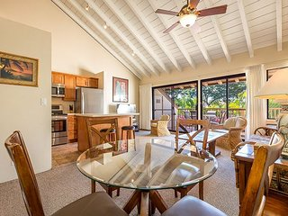 New Remodeled, 2 Bedroom Condo, Large Private Lanai, Beautiful Garden Views