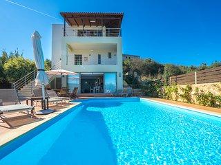 Theocharis Seaview Villa, Tavronitis Chania