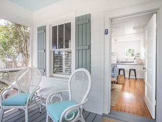 Bright and chic beachside Tybee Island cottage by Lucky Savannah