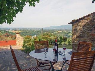 3 bedroom Villa in Pieve A Maiano, Tuscany, Italy : ref 5540158