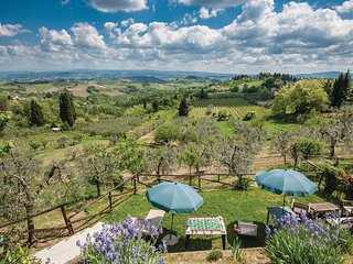 1 bedroom Apartment in Monteoliveto, Tuscany, Italy : ref 5540369