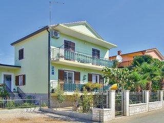 1 bedroom Apartment in Umag, Istria, Croatia : ref 5537400