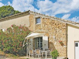 2 bedroom Villa in Saint-Andre-d'Olerargues, Occitania, France : ref 5522270