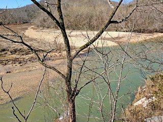 Jacks Bend at Sylamore Creek