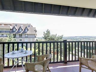 1 bedroom Apartment in Blonville-sur-Mer, Normandy, France : ref 5639773