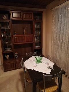 Mini appartamento molto grazioso.