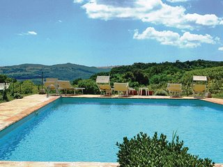2 bedroom Apartment in Montauto, Tuscany, Italy : ref 5540332
