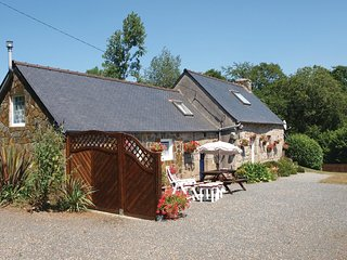 2 bedroom Villa in Keraudy, Brittany, France : ref 5538902