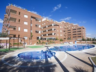 2 bedroom Apartment in Marina d'Or, Valencia, Spain : ref 5551577