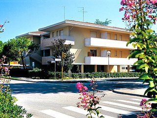 2 bedroom Apartment in Bibione, Veneto, Italy : ref 5434304