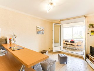 1 bedroom Apartment in Fréjus-Plage, Provence-Alpes-Côte d'Azur, France : ref 55