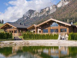 Narzenhof Wellness Chalet Seeblick St.Johann in Tirol
