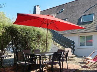 3 bedroom Apartment in Kervebel, Brittany, France : ref 5682778