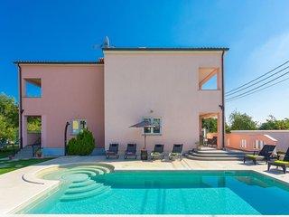6 bedroom Villa in Orihi, Istria, Croatia : ref 5682836