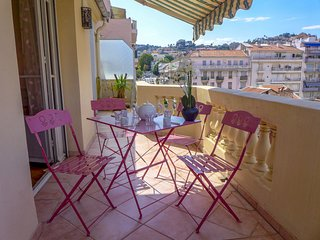 2 bedroom Apartment in Le Ray, Provence-Alpes-Côte d'Azur, France : ref 5582274