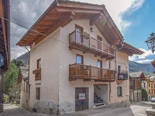 2 bedroom Apartment in Brusson, Aosta Valley, Italy : ref 5545917