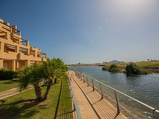 2 bedroom Apartment in Las Pedreñas, Murcia, Spain : ref 5646449