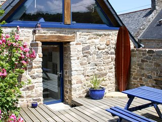 1 bedroom Villa in Haut Kerinec, Brittany, France : ref 5650875