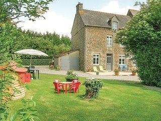 3 bedroom Villa in Plesder, Brittany, France : ref 5521960