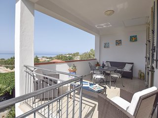 2 bedroom Apartment in San Giorgio Timpirussi, Sicily, Italy : ref 5535604