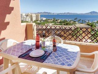 1 bedroom Apartment in La Manga del Mar Menor, Murcia, Spain : ref 5644701