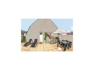 2 bedroom Villa in Penmarch, Brittany, France : ref 5543520