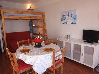 1 bedroom Apartment in Villarembert, Auvergne-Rhone-Alpes, France - 5310680
