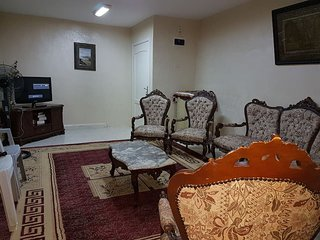 Furnished flat ( 2Wg ) for rent in madaba/jordan