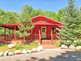 Salida-The Mountain River Cabin-Monarch Ski Area