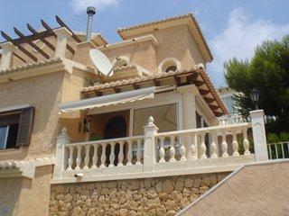 2 bedroom Villa in Altea la Vella, Valencia, Spain : ref 5047618