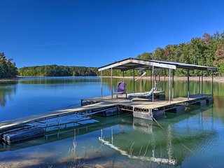 Lincolnton House w/ Outdoor Pool & Private Dock!
