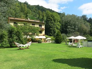 3 bedroom Apartment in Bagni di Lucca, Tuscany, Italy : ref 5447101