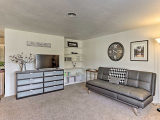 NEW! Rapid City Apt - Walk DT - 30 Min to Rushmore