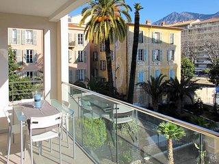 1 bedroom Apartment in Menton, Provence-Alpes-Côte d'Azur, France : ref 5436080