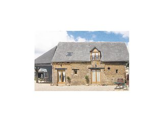 1 bedroom Villa in La Lande-Saint-Siméon, Normandy, France : ref 5522366