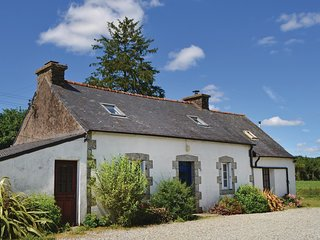 3 bedroom Villa in Poullaouen, Brittany, France : ref 5522046