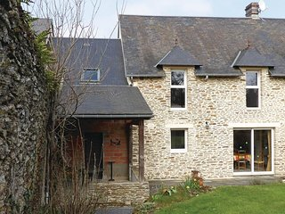 3 bedroom Villa in Cerisy-la-Foret, Normandy, France : ref 5539296
