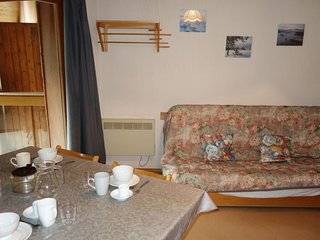 1 bedroom Apartment in Les Contamines-Montjoie, Auvergne-Rhone-Alpes, France : r