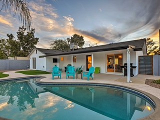 Old Town Scottsdale Home w/Pool & Free Limo Ride!