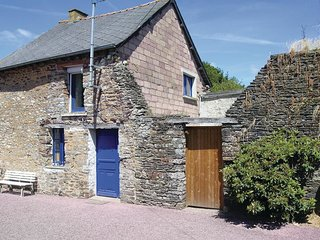 2 bedroom Villa in Mauron, Brittany, France : ref 5538962