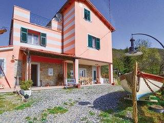 3 bedroom Villa in Bruscarolo, Liguria, Italy : ref 5532562