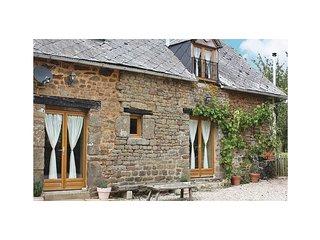 2 bedroom Villa in La Lande-Saint-Siméon, Normandy, France : ref 5522369