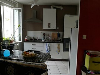 Apartment of 60 sqm not far away from the center