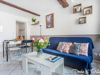 Peaceful 1 bedroom flat downtown - Dodo et Tartine