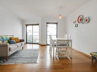 Charming 2 bedroom apartment in Belém
